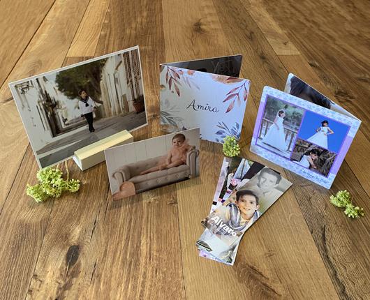 Fotos sobre cartonaje